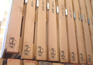 ISPM 15 lumber stamped